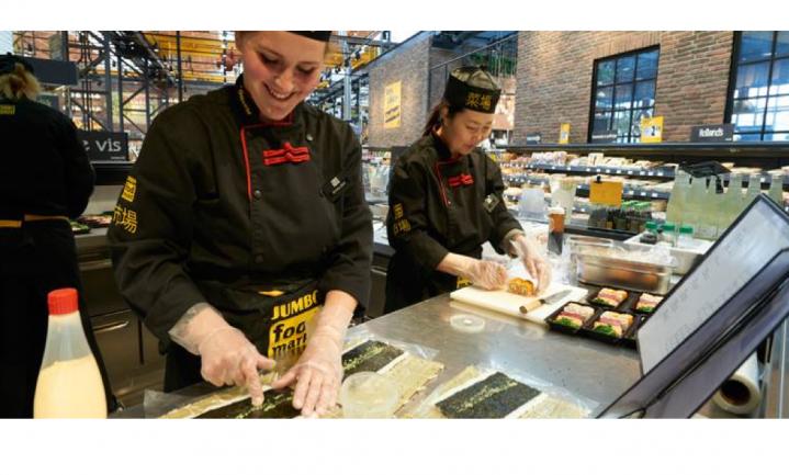 Jumbo opent zijn vierde Foodmarkt aan de rand van Utrecht