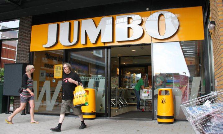 Jumbo groeit harder dan de markt