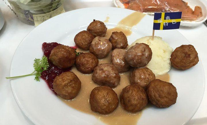 De Zweedse balletjes van Ikea zijn Turks