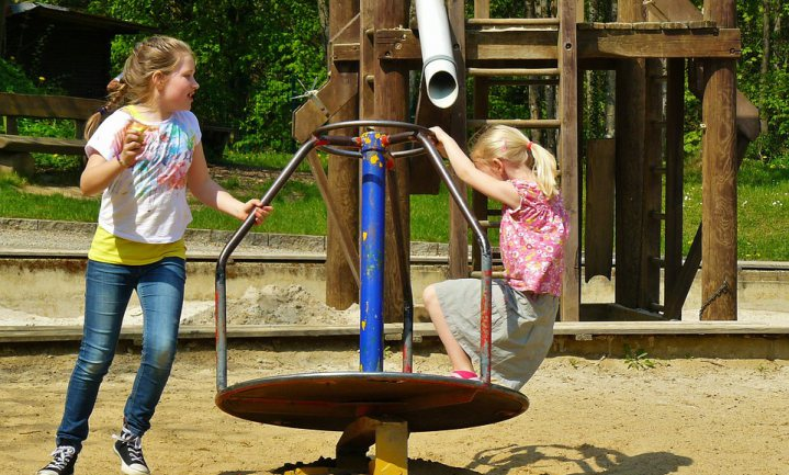 Al vanaf 9-jarige leeftijd vinden kinderen bewegen niet vanzelf leuk meer