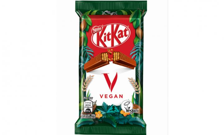 Diervrije KitKat slaat Nederland nog even over