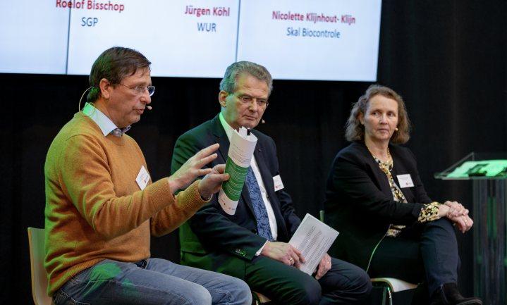 Roelof Bisschop: 'Omslag naar groene landbouw duurt minstens één generatie'