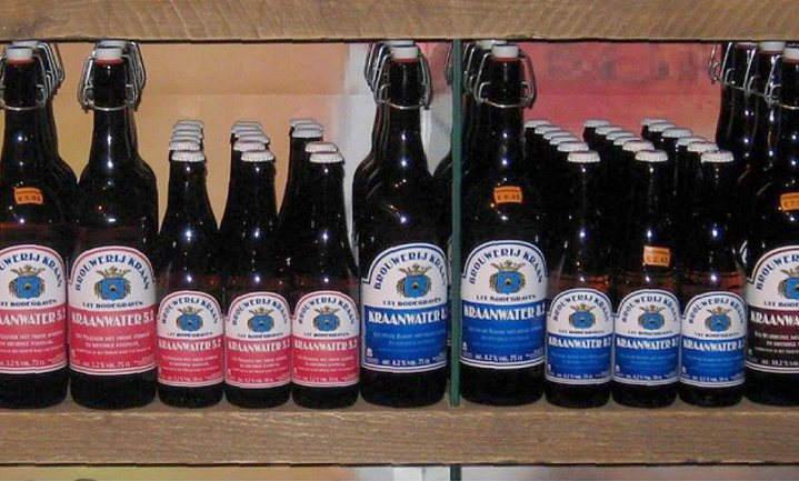 Bier mag 'Kraanwater' heten volgens de Reclame Code