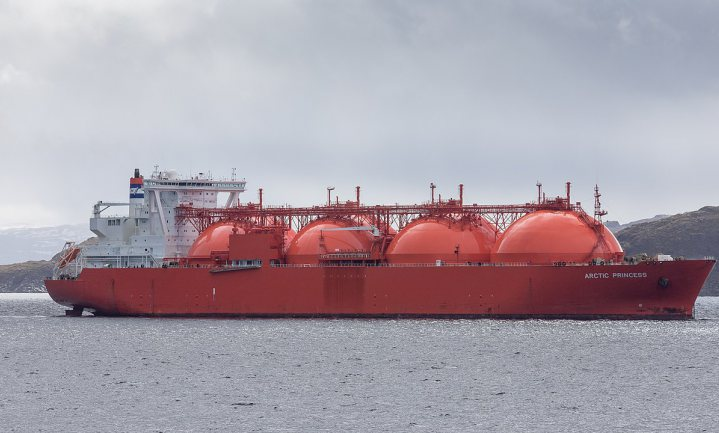 Amerikaans gas-per-schip kan Europa komen redden