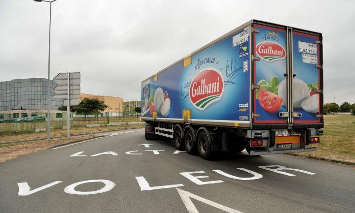 Franse boeren bereiken akkoord met Lactalis
