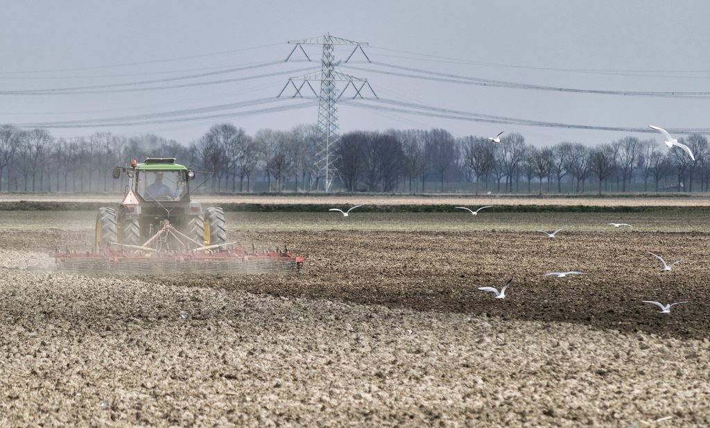 Op 'bodemkwaliteit' kun je geen boerenbeleid bouwen
