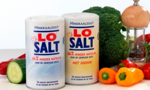 Meer kalium maakt voedingszout een stuk gezonder