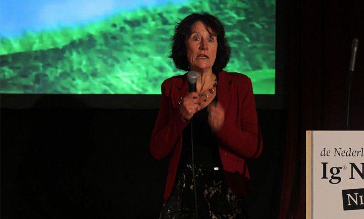 Louise Vet op kop in Duurzame 100 2018 van dagblad Trouw