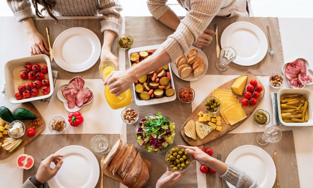 'Nu begint de tijd voor structurele veranderingen in het eetpatroon'