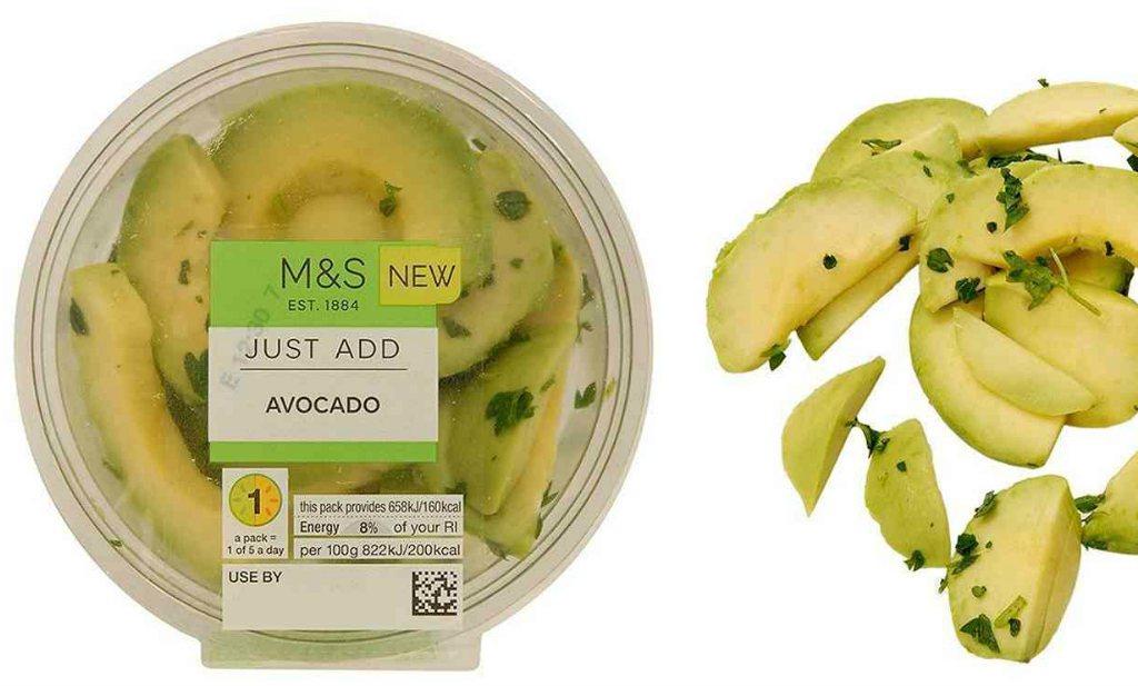 Voorgesneden avocado leidt tot ophef