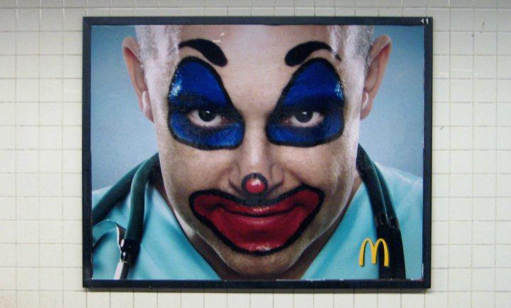 VS: 'McDonald's moet ziekenhuis uit'
