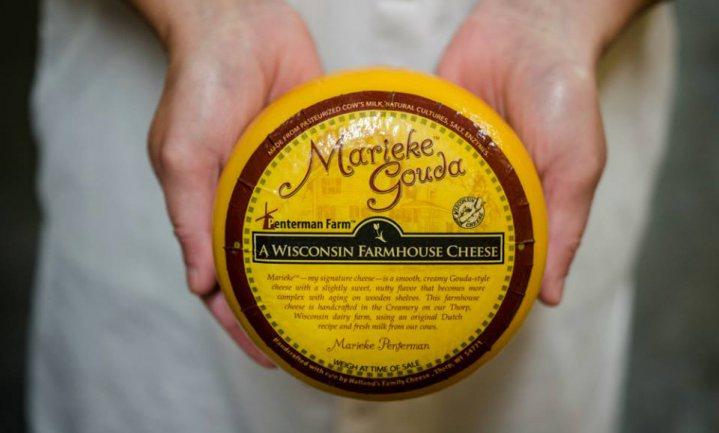 Nederlandse kaasmaakster wint wereldkampioenschap met Amerikaanse Goudse knoflook-ui-kaas