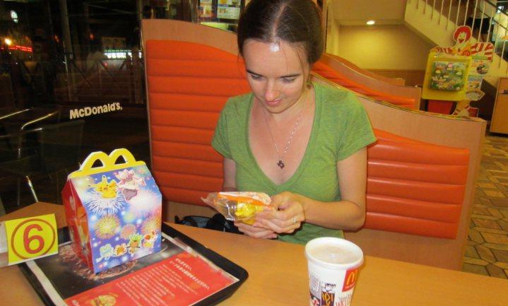 McDonald's hoopt meer water te verkopen en minder cheeseburgers
