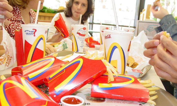 McDonald's verkoopt eigendom 80% Chinese activiteiten