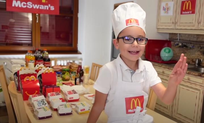 McDonald's in beklaagdenbank voor misleidende handelspraktijk