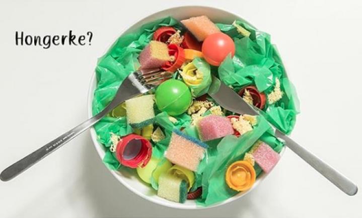 'Mei Plasticvrij' en een register om de animo voor een leven zonder plastic aan te tonen