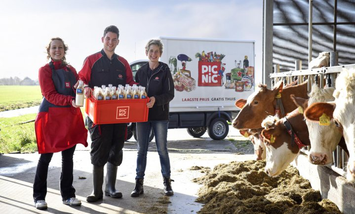 Melkmachinefabrikant Lely knipt de melkfabriek uit de keten