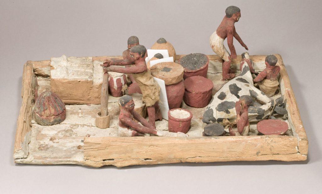 'Oud-Egyptisch' brood blijkt nep, bier misschien wel echt