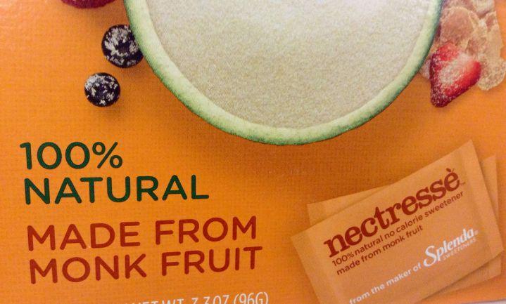 Monk fruit alternatief voor stevia
