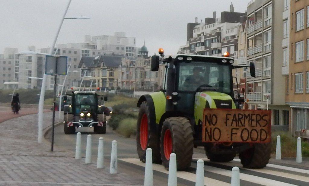 Experts over eten zonder import - hoe denken boeren daar eigenlijk over?