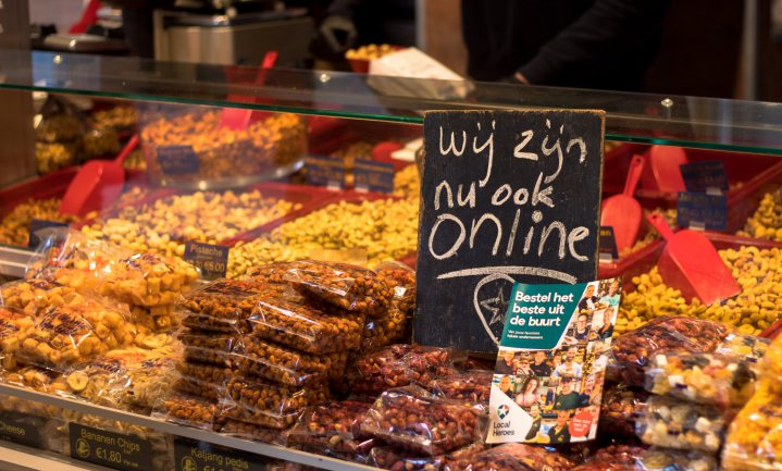Digitaal platform Local Heroes beschermt lokale winkeliers en hun klanten in crisistijd
