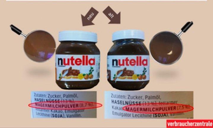 'Verbetering melkkwaliteit' leidde tot Nutellagate