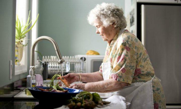 Moeders en oma's bepalen eetpatroon