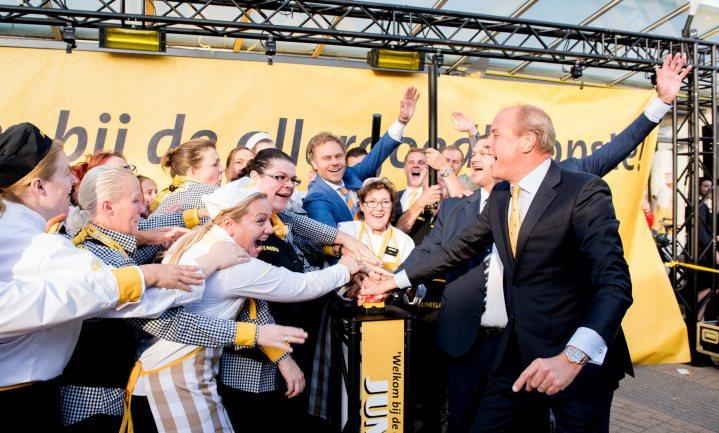 Lidl en Aldi verliezen martkaandeel in Nederland, maar groeien Europees door