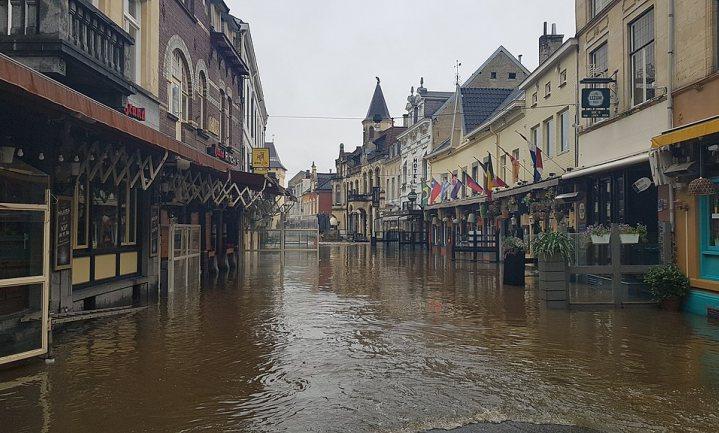 Watersnood Zuid-Limburg raakt boeren én horeca genadeloos hard