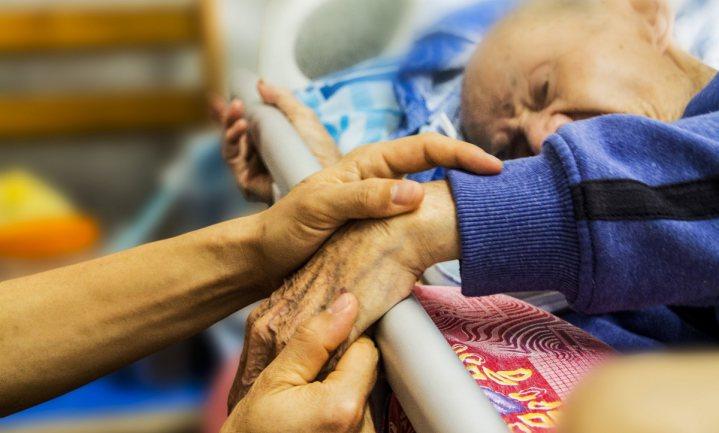 Van alle thuiswonende ouderen is 5 à 10% 'onzichtbaar' ondervoed