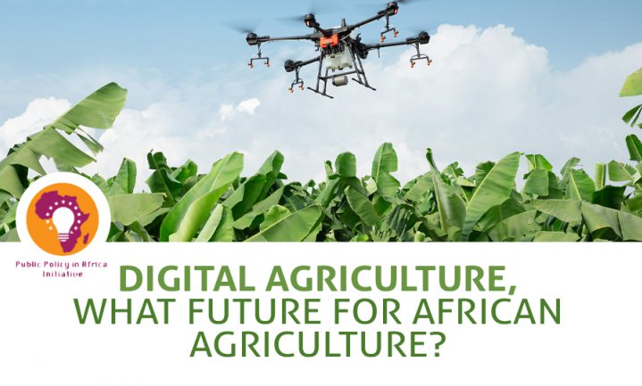 Digital Agriculture: What is the Future of African Agriculture?