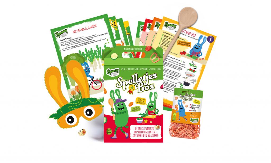'Gezond eten is kinderspel' van Spoony helpt kinderen met ernstige eetproblematiek