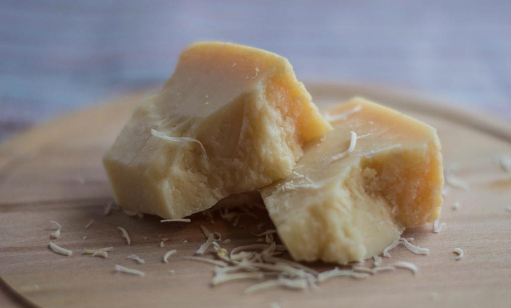 Parmezaanse kaas is '100% pesticidenvrij' en daarom puur natuur