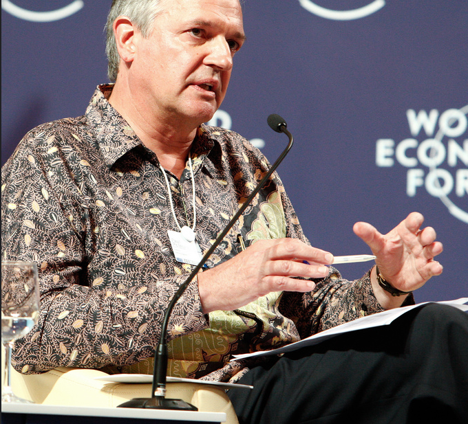 Paul Polman: Unilever blijkt 'weerbaar'