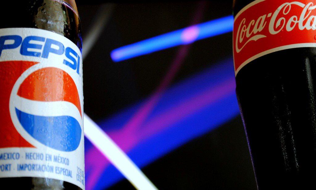 Coca Cola en Pepsi sponsorden 96 gezondheidsorganisaties