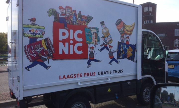 Picnic financiert tot op heden €45 miljoen aan verliezen