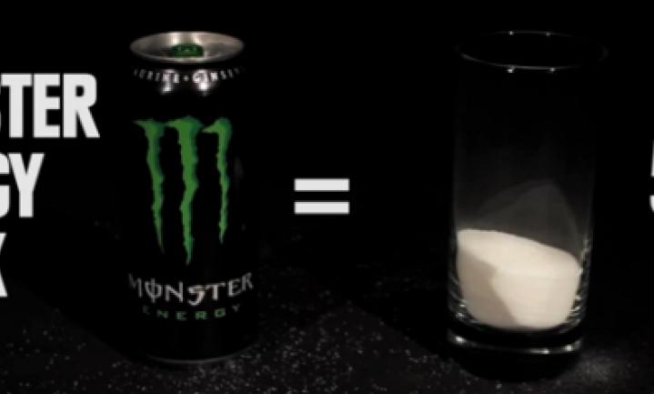 Schrikken van suiker