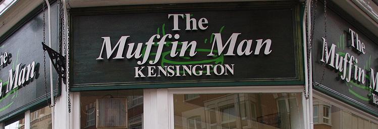 Muffinman bedreigt de volksgezondheid