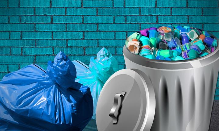 Britse supermarkten verantwoordelijk voor 59 miljard stukken plastic per jaar