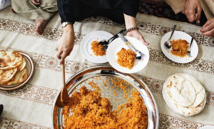 Nieuwe portiegrootte-gids leert Britten hoeveel ze moeten eten