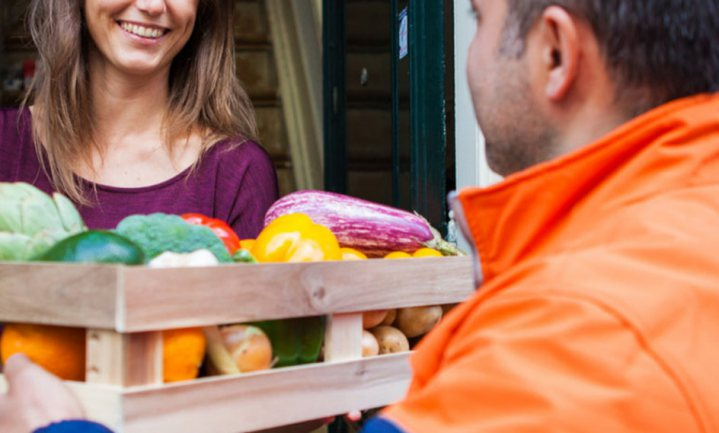 Nu ook in België foodproducten via PostNL