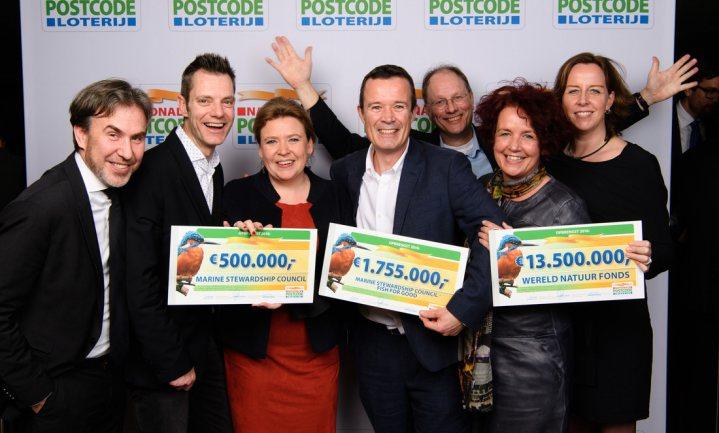 Waarom krijgt MSC €1,7 miljoen van Postcode Loterij?