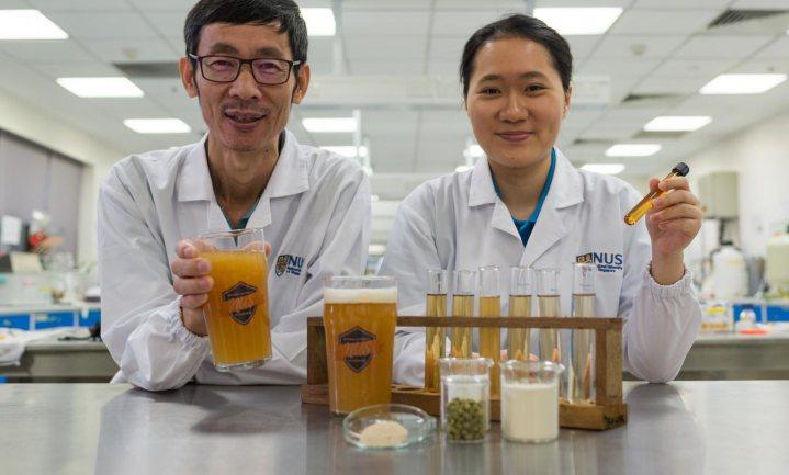 Probiotica maken bier darmvriendelijk