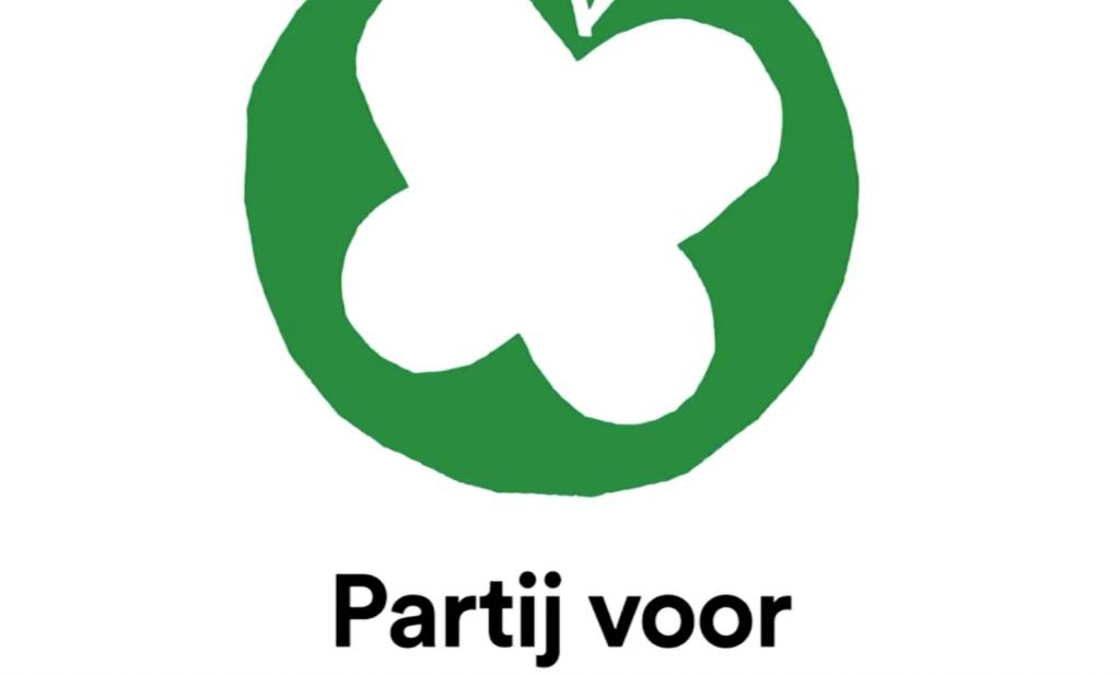 Vlinder vervangt koe in logo PvdD