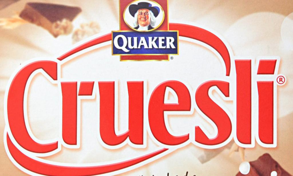 Helpt Quaker Cruesli met 30% minder suiker?