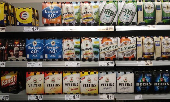 Alcoholvrij bier groeit maar dat van Bavaria blijft achter