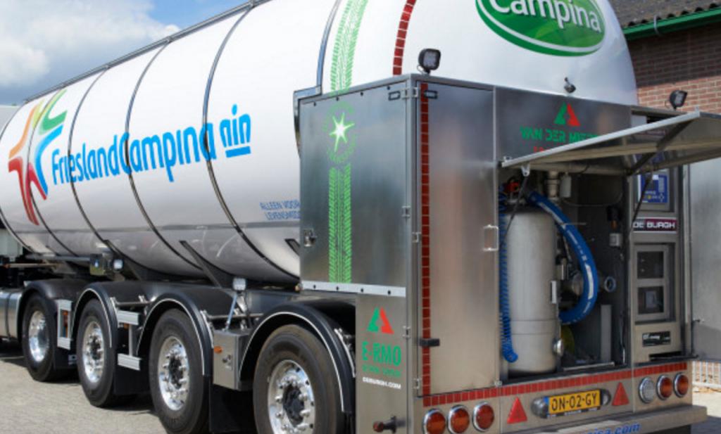FrieslandCampina beperkt groei melkstroom met bonus
