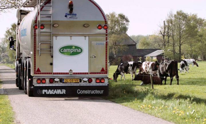 Melkveehouders tonen in virtual reality waar melk vandaan komt