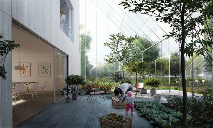 ReGen Villages bouwt zelfvoorzienend ecodorp in Almere