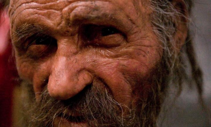 De laatste maaltijd van Ötzi de IJsman